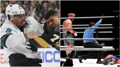 Could Evander Kane knock out Jake Paul?