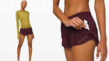Lululemon's bestselling shorts are perfect for summer runs - and only $58