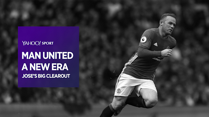 Manchester United's big summer clearout: Who's for the Old Trafford chop?
