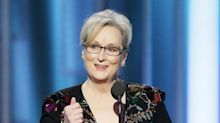 Meryl Streep hits back at Rose McGowan over accusations she was 'silent' over Weinstein