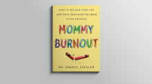 Is 'mommy burnout' making mothers miserable?
