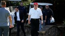 Exclusive: Exercise? I get more than people think, Trump says