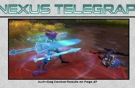 The Nexus Telegraph: Putting the war in WildStar