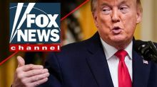 Trump Calls Fox 'Terrible' as Latest Poll Shows Him Losing Ground to Biden