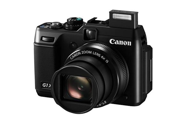 Canon unveils PowerShot G1 X: huge 14.3 megapixel sensor, 12,800 ISO, $800 price tag (updated)