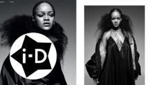 果然是 Girl Boss:Rihanna 擔任《i-D》編輯,合作推出《Rihannazine》!