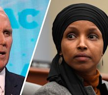 Mike Pence lashes out at Ilhan Omar, 2020 Dems in AIPAC speech