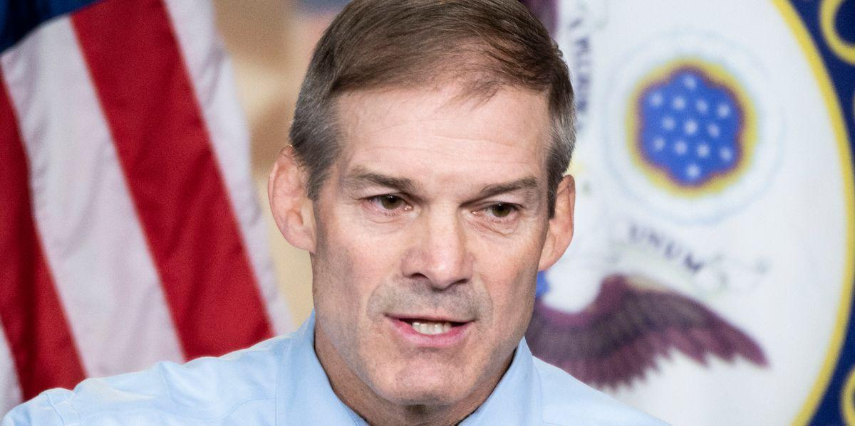 Rep. Jim Jordan Polled People On 'Trust' And Received A Blunt Home Truth