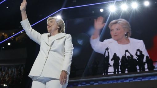 Full text of Hillary Clinton's speech at the DNC