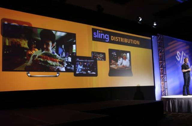 Sling TV says Comcast/NBC doesn't want to run its ads