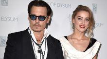 最佳衣著情侶!Johnny Depp、Amber Heard 襯絕的5個 Look!