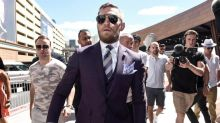 Conor McGregor's farcical Grand Arrival offers us a glimpse of what is to come ahead of Floyd Mayweather fight
