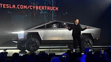 StockBeat - Wall Street Throws Shade on Tesla's Cybertruck; Shares Sink
