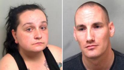 Paedophile couple who filmed abuse jailed
