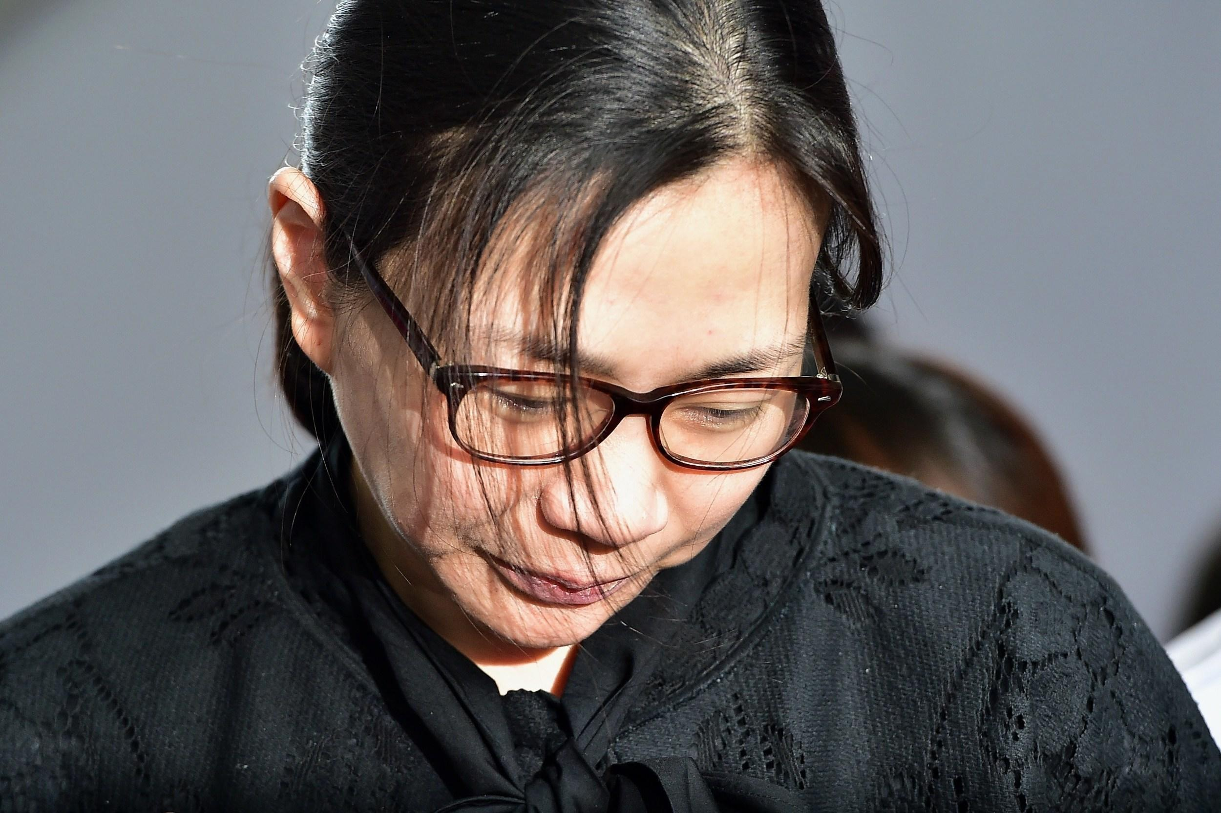 """<p>A top executive at Korean Air literally went nuts when she flew first-class on the airline in 2014. Cho Hyun-ah, who is the chairman's daughter, was forced to resign and sentenced to jail after becoming <a href=""""https://www.aol.co.uk/travel/2014/12/09/korean-air-executive-delays-plane-cabin-crew-served-nuts/"""" target=""""_blank"""">enraged when she was served a bag of macadamia nuts instead of nuts on a plate</a>. She forced the taxiing flight from New York to Seoul to return to the gate to replace the steward. Mrs Cho was charged for using violence against flight crew and forcing a flight to change its normal route.</p>"""