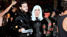 Fatima Bernardes e Túlio Gadêlha viram Tempestade e Wolverine em baile carnavalesco