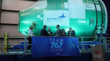 New facility helps Spirit AeroSystems increase wide-body work for Boeing