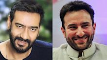Saif Ali Khan to Play the Bad Guy in Ajay Devgn's 'Taanaji'?
