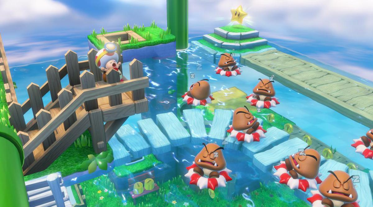 Captain Toad: Treasure Tracker Pushed to January in Europe