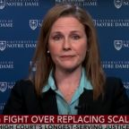 Watch Amy Coney Barrett argue in 2016 against replacing Supreme Court justices with those of opposite ideologies