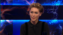'Big Brother': Emma Willis Fights Back Tears As She Addresses Axe On 'Bit On The Side'