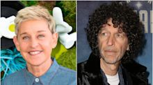 Howard Stern Urges Ellen DeGeneres To 'Just Be A Prick' Following Toxic Workplace Claims