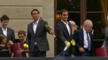 Team Europe looks to continue its Laver Cup dominance as third tournament nears