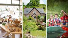 A weekend in the Forest of Dean, Gloucestershire: Where to stay, where to eat and what to do