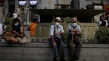 Parts of Madrid 'face return to total lockdown' as coronavirus cases soar