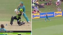 Incredible boundary catch sends Heat into WBBL final