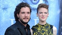Kit Harington and Rose Leslie say 'I do' in front of 'Game of Thrones' cast and crew