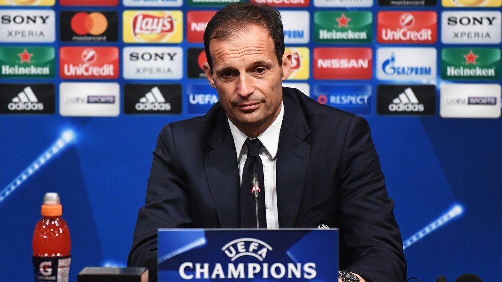 """Allegri: """"Hemos sufrido, pero sabía que la Juve no es el PSG"""""""