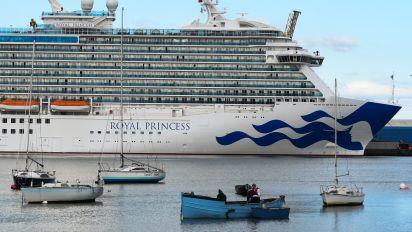 FBI investigates woman's death on cruise ship
