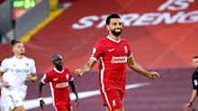 Mohamed Salah nets hat-trick as Liverpool edge out Leeds in Anfield thriller