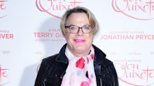 Eddie Izzard says she's 'always had breasts envy'
