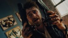 New NSFW trailer for Daniel Radcliffe's ultra-violent action comedy 'Guns Akimbo'