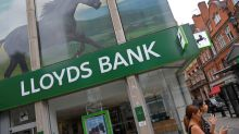One-off costs hit Lloyds Bank profit as rate hike hopes fade