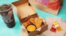 Taco Bell unveils new chicken ... strips?