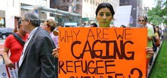 Atmosphere of urgency on World Refugee Day