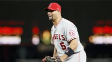 Angels releasing Albert Pujols in final year of decade-long contract