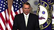 "John Boehner: Obama ""taking a nap"" as Iraq disintegrates"