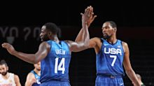 Kevin Durant leads United States into Olympic semifinals