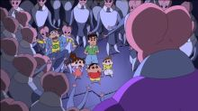 Review: 'Crayon Shin-chan: Invasion!! Alien Shiriri' has a more likeable Shinnosuke