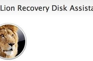 Mac 101: Creating a recovery disk using Recovery Disk Assistant