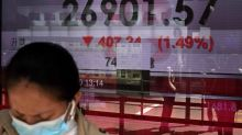 World shares smacked as new virus cases jump outside China