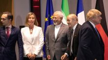 EU leaders agree 'united approach' on Iran deal, trade