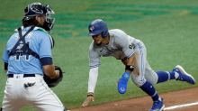 Kiermaier's triple in 10th lifts Rays over Blue Jays, 6-5