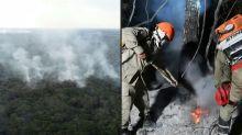 Incêndio no Pantanal mato-grossense foi intencional