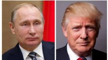Their fortunes enmeshed, Trump and Putin to hold first meeting next week