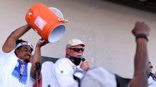 Super Bowl Celebration Doesn't Stop for Ex-Husky Vita Vea